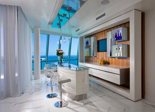 Exceptional Miami Home Bar