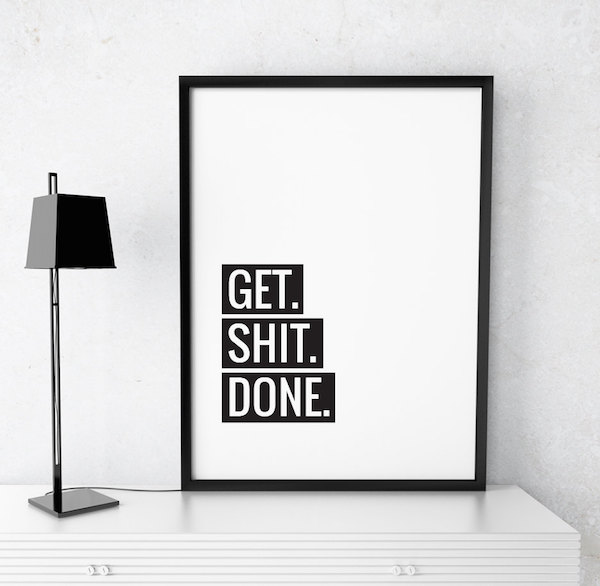 15 Creative Motivational Posters for your Home Office EverCoolHomes