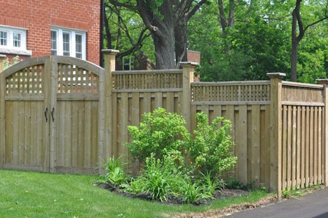 Fence Design Ideas corrugated metal fence fence design ideas Fence Design Ideas