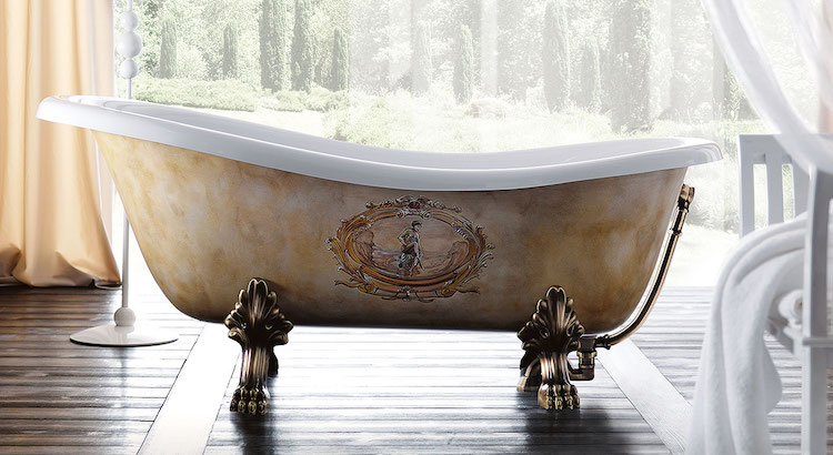 Merveilleux 13 Most Unique Bathtubs That Are Beyond Beautiful