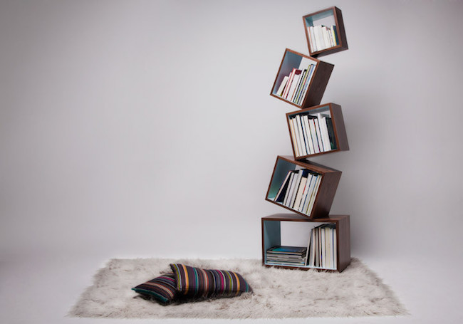 decorative-bookshelves