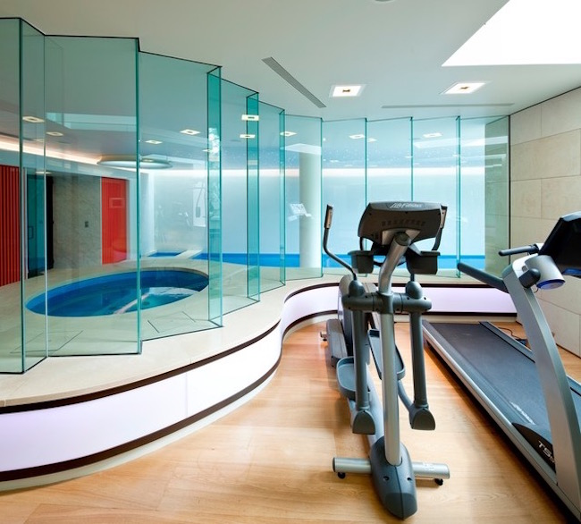 Home Gym Design Ideas Basement: 10 Places In Your Home To Set Up Your Own Home Gym