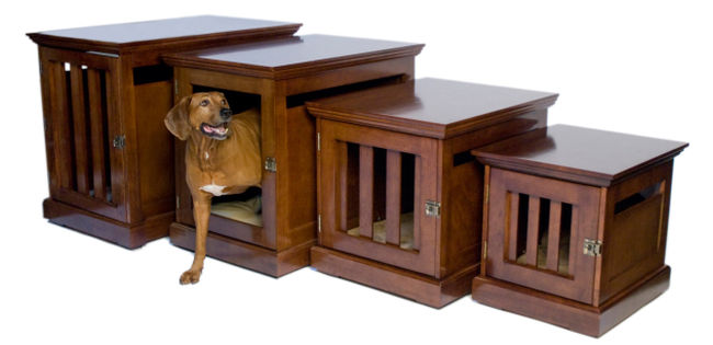 furniture denhaus wood dog crates. bestdogkennels furniture denhaus wood dog crates
