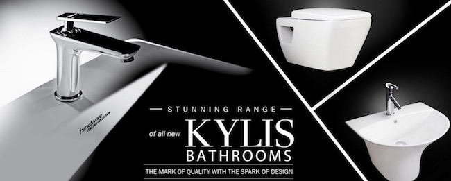 German Made Faucets >> Kylis Bathroom Range Perfectly Blends Style and Technology | EverCoolHomes