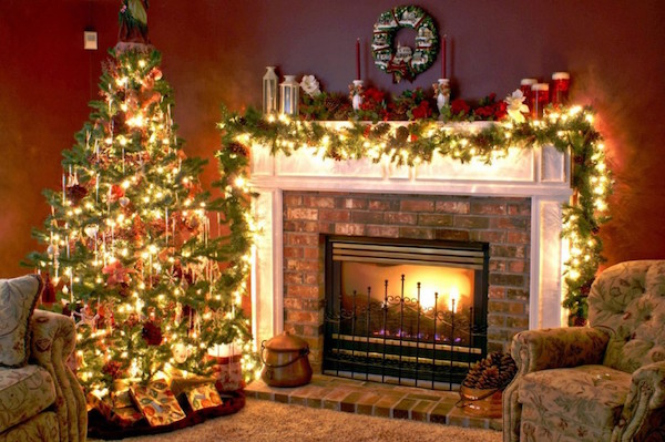 Christmas Home Decor Ideas 10 low-cost christmas home decorating ideas | evercoolhomes