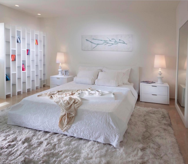 White Color Room Ideas