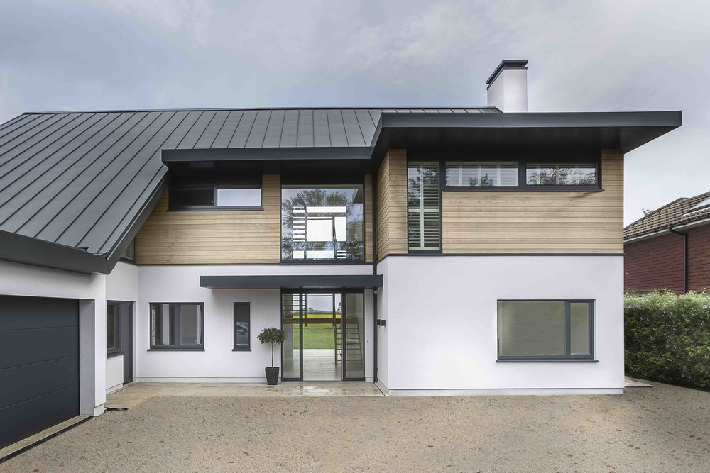 Contemporary Family Home In Meadowcroft Offering Views Of