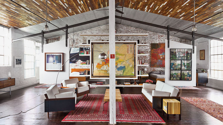 10 Wrecked Factory Lofts Turned Into Beautiful Residences