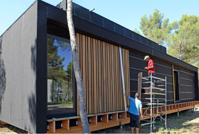 Popup House Is The Buzz Of The Day Evercoolhomes